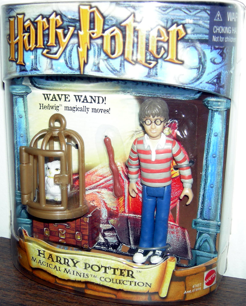 Harry Potter (mini with owl)