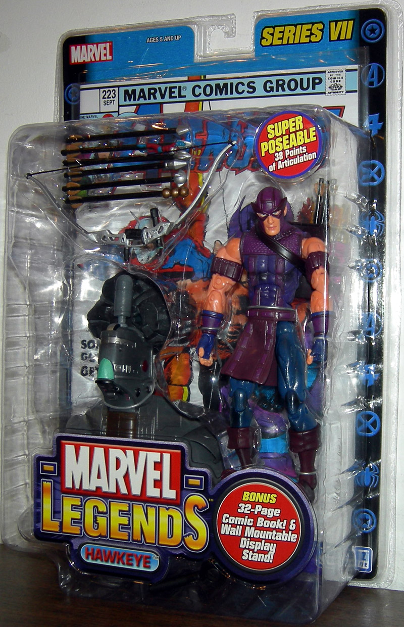 Hawkeye (Marvel Legends Series VII)