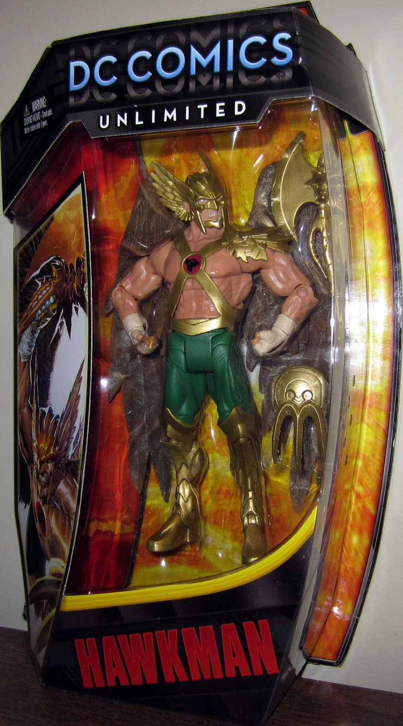 Hawkman (DC Comics Unlimited)