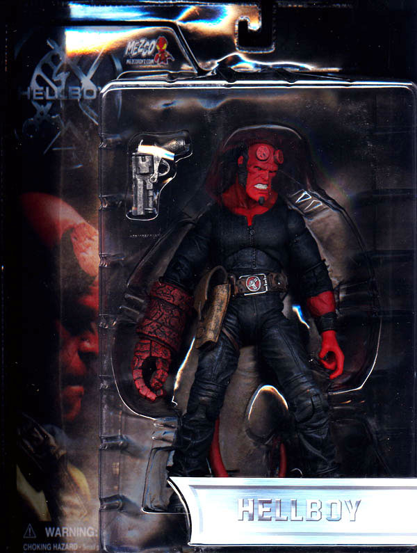 Hellboy (open mouth)