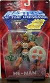 He-Man (with trading card)