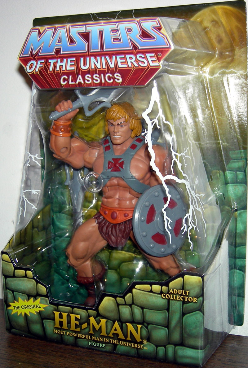 He-Man (Classics, re-release)