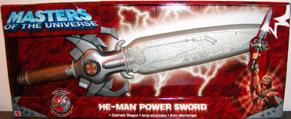 He-Man Power Sword