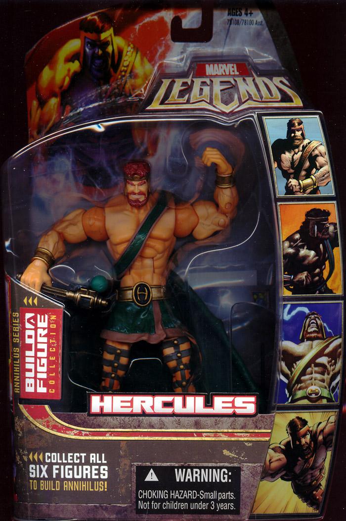 Hercules Marvel Legends Action Figure Hasbro