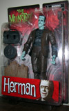 Herman Munster (Toys R Us Exclusive, color)
