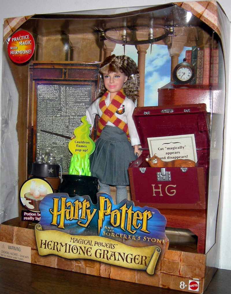 Hermione Granger (Magical Powers)