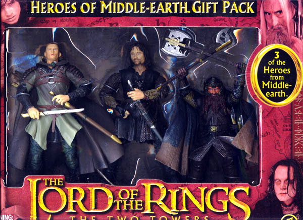 Heroes of Middle-Earth Gift Pack
