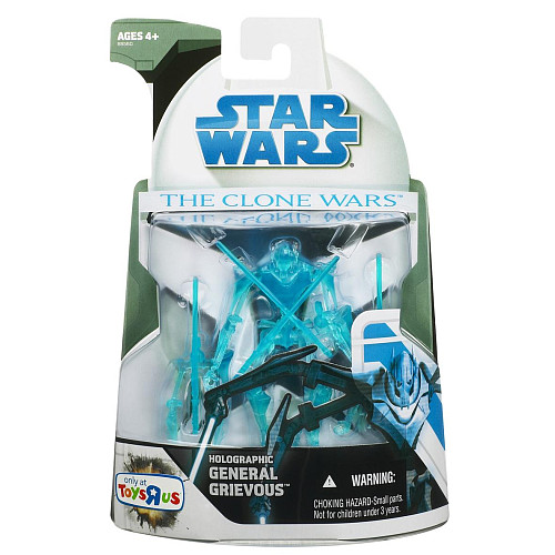Holographic General Grievous (The Clone Wars)