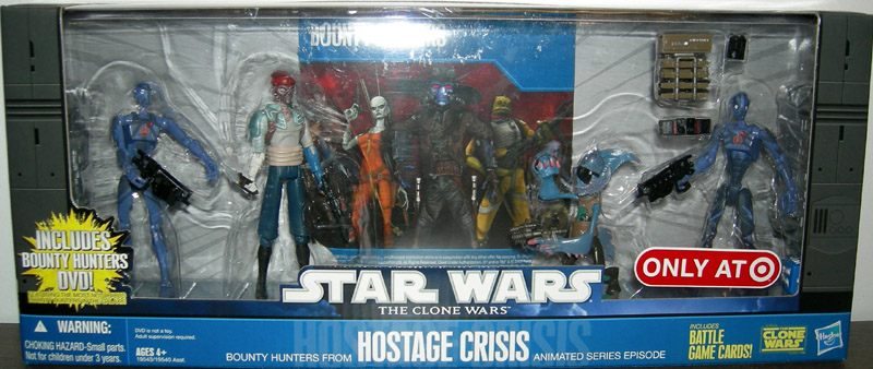 Hostage Crisis 4-Pack