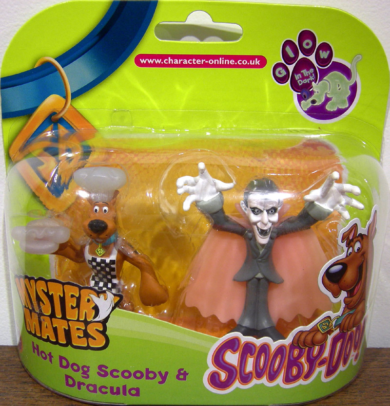 Hot Dog Scooby & Dracula (Mystery Mates)