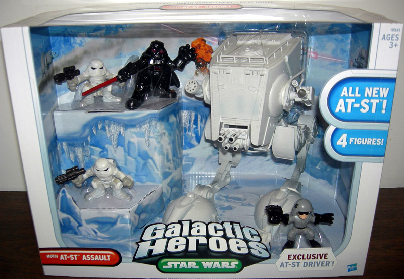 Hoth AT-ST Assault (Galactic Heroes)