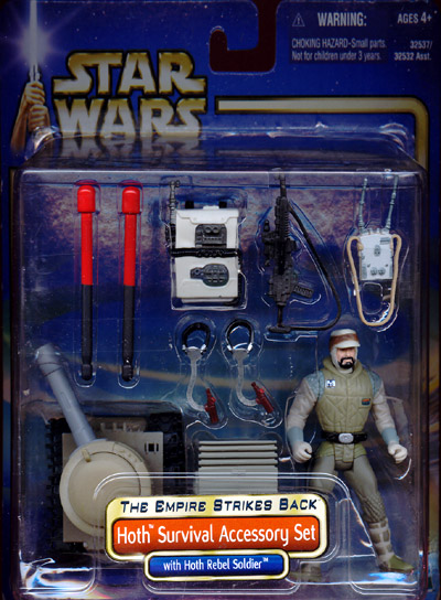 Hoth Survival Accessory Set