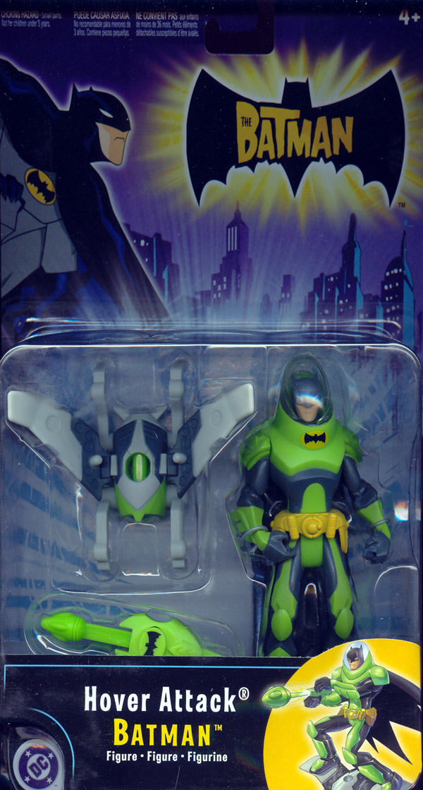 Hover Attack Batman (The Batman)