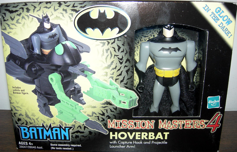 Hoverbat (Mission Masters 4)