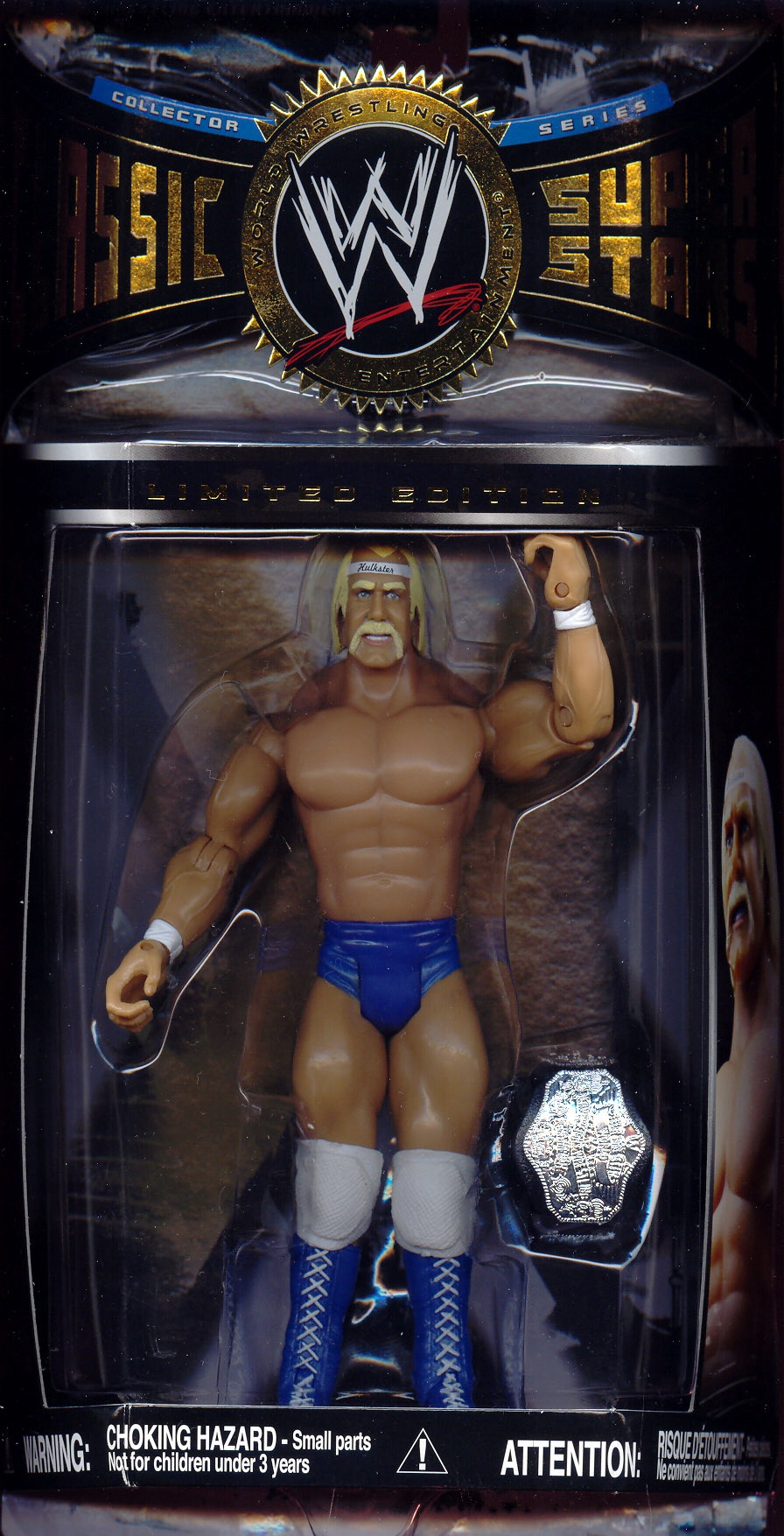 Hulk Hogan (Limited Edition, Hulkster outfit)