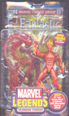 Human Torch (Marvel Legends with