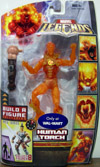 Human Torch (Marvel Legends, Ares series)