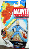 Human Torch Johnny Storm (Marvel Universe, light costume, #011)