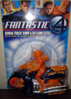 Human Torch Bump & Go Flame Cycle
