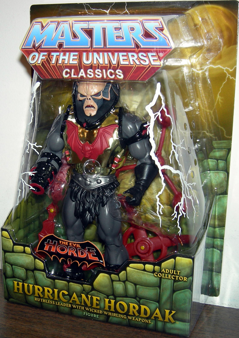 hurricane hordak figure classics masters universe. Black Bedroom Furniture Sets. Home Design Ideas