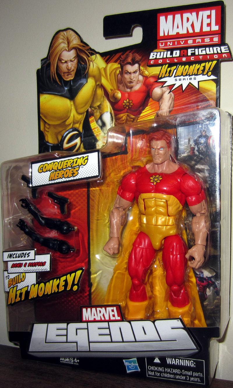 Marvel Legends Action Figures