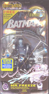 Ice Cannon Mr. Freeze (no goggles)