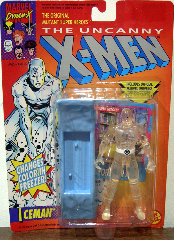 Iceman (Changes Color in Freezer)