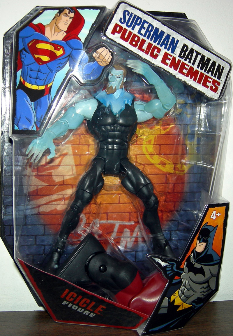 Icicle (Superman Batman Public Enemies)