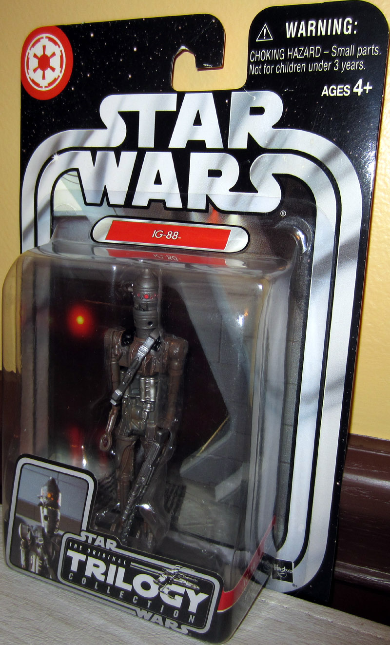 IG-88 (Original Trilogy Collection, #27)