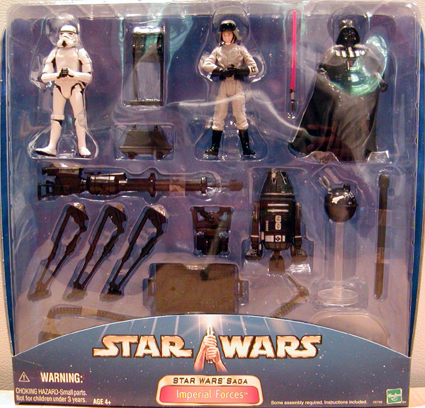 Imperial Forces 4-Pack