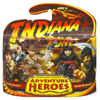 Indiana Jones vs. Cairo Swordsman (Adventure Heroes)