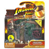 Indiana Jones with Temple pitfall