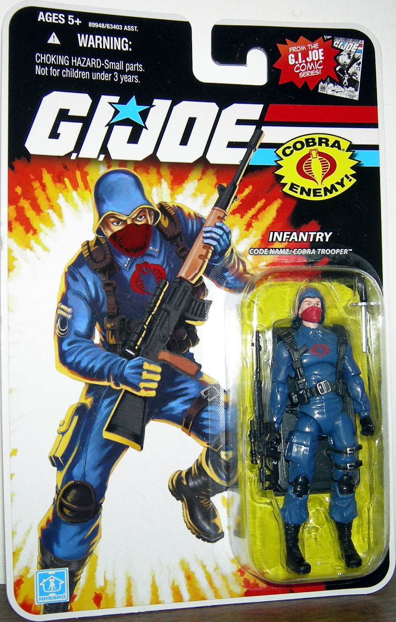 Infantry (Code Name: Cobra Trooper)