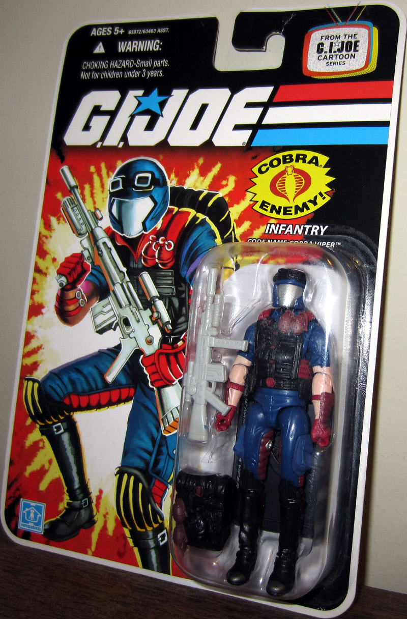 Infantry (Code Name: Cobra Viper, Cartoon Series)