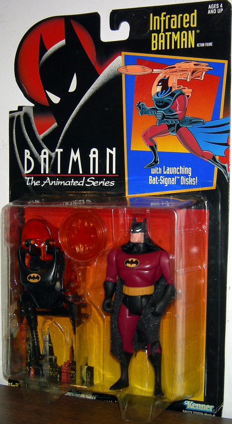 Infrared Batman (Batman The Animated Series)