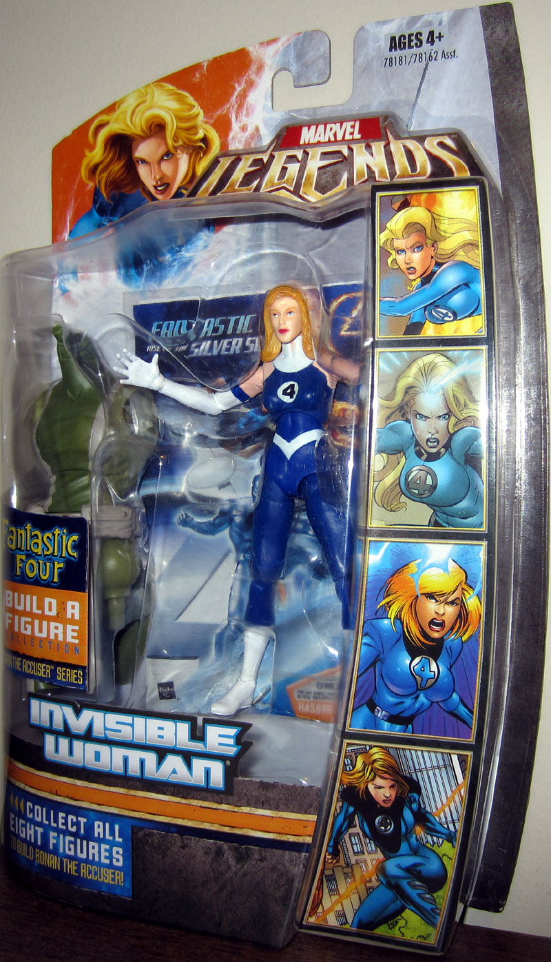 Invisible Woman (Ronan the Accuser Series)