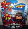 Iron Man & M.O.D.O.K. MODOK (Super Hero Squad)