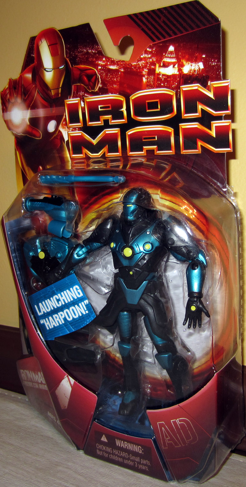 Iron Man (Atmospheric Diving Armor)