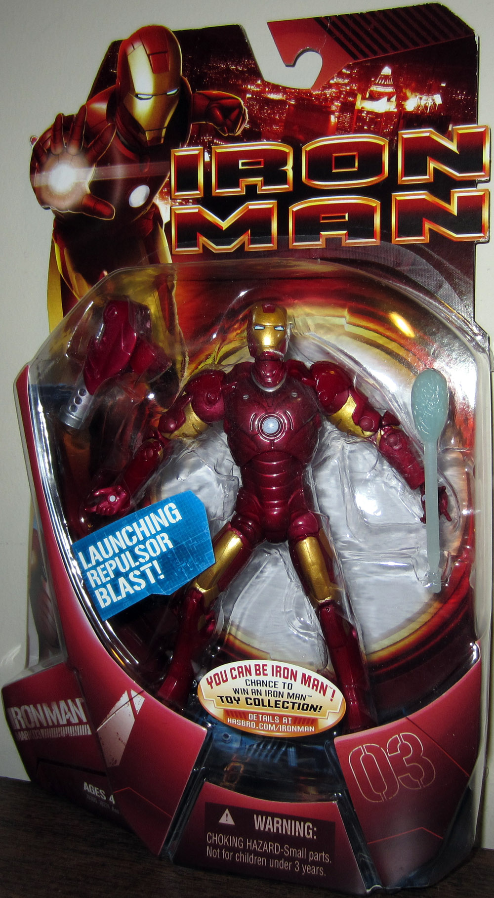 Iron Man Mark 03 (movie)