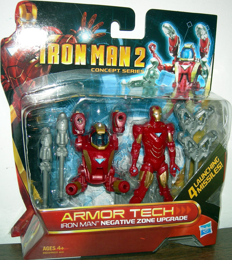 Iron Man (Negative Zone Upgrade)