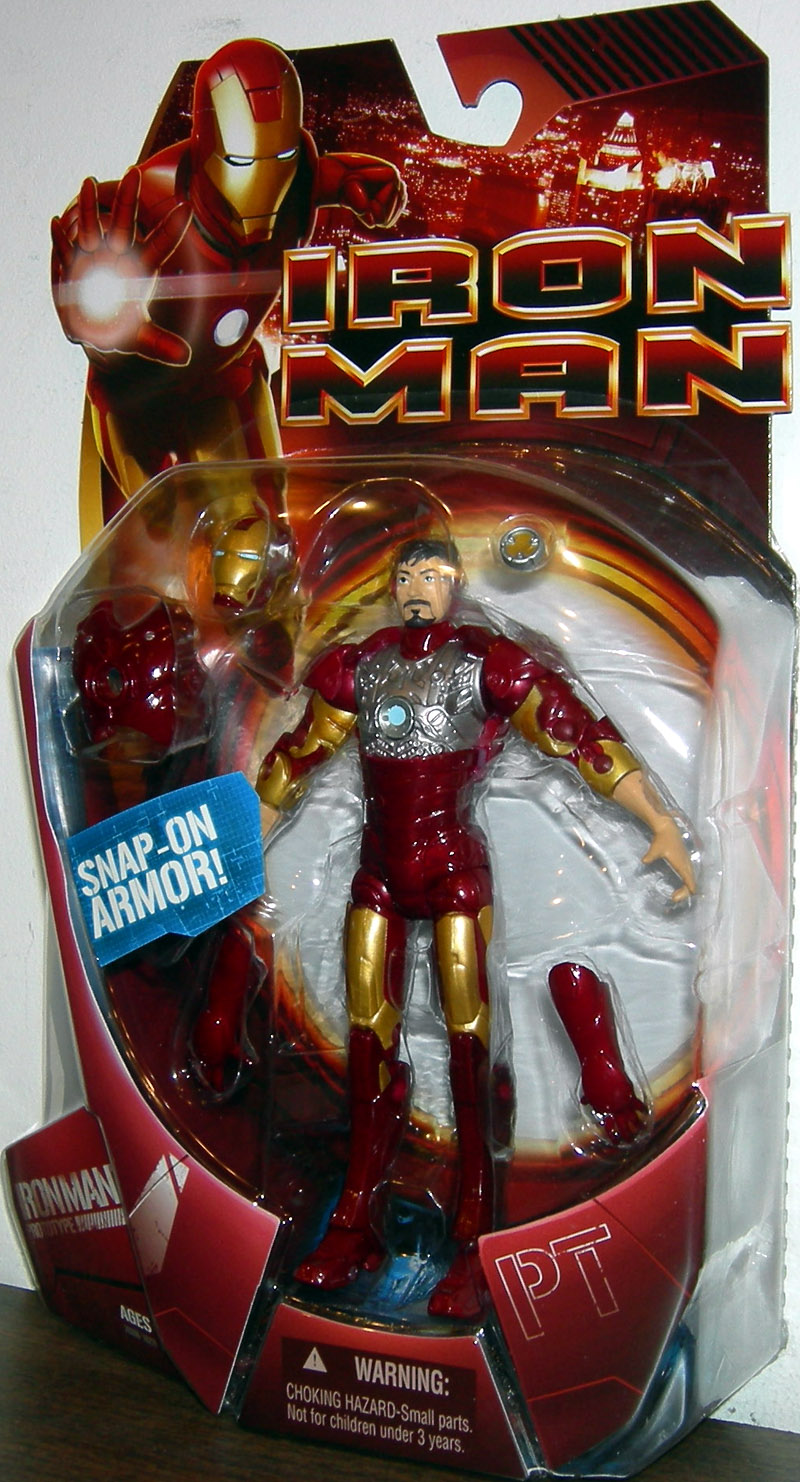 Iron Man Prototype (movie)