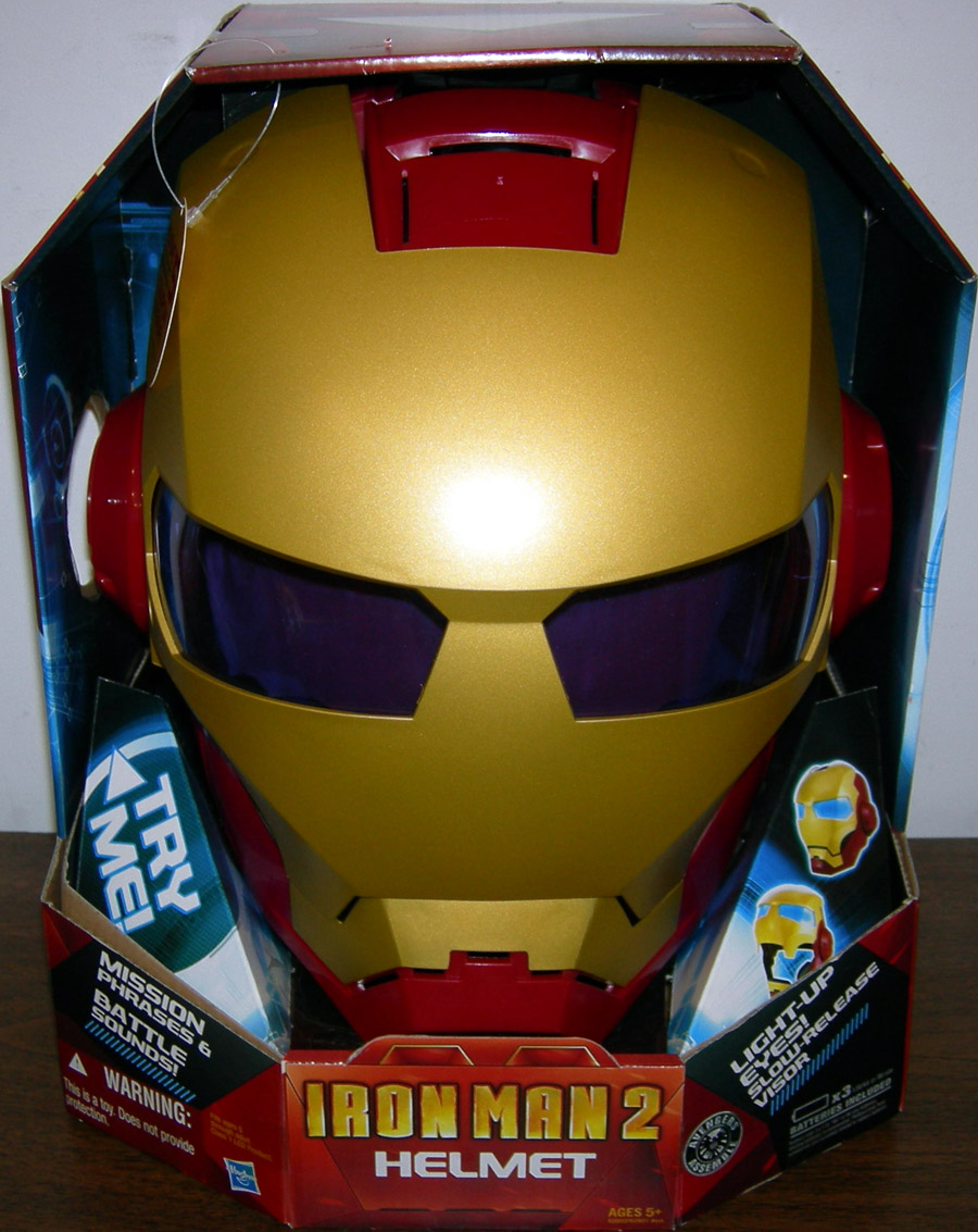 Iron Man 2 Helmet