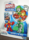 Iron Man & Dr. Doom (Playskool Heroes)