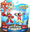 Iron Man & Spider-Woman (Super Hero Squad)