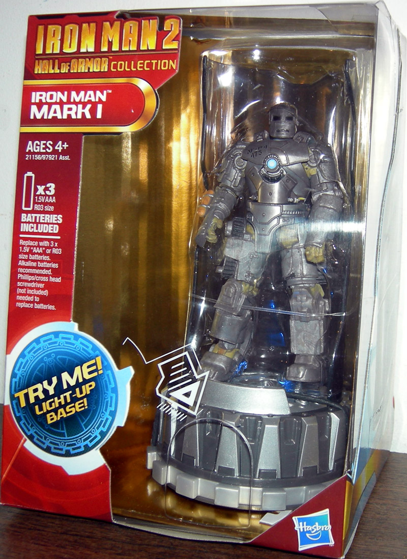 Iron Man Mark I (Hall Of Armor)