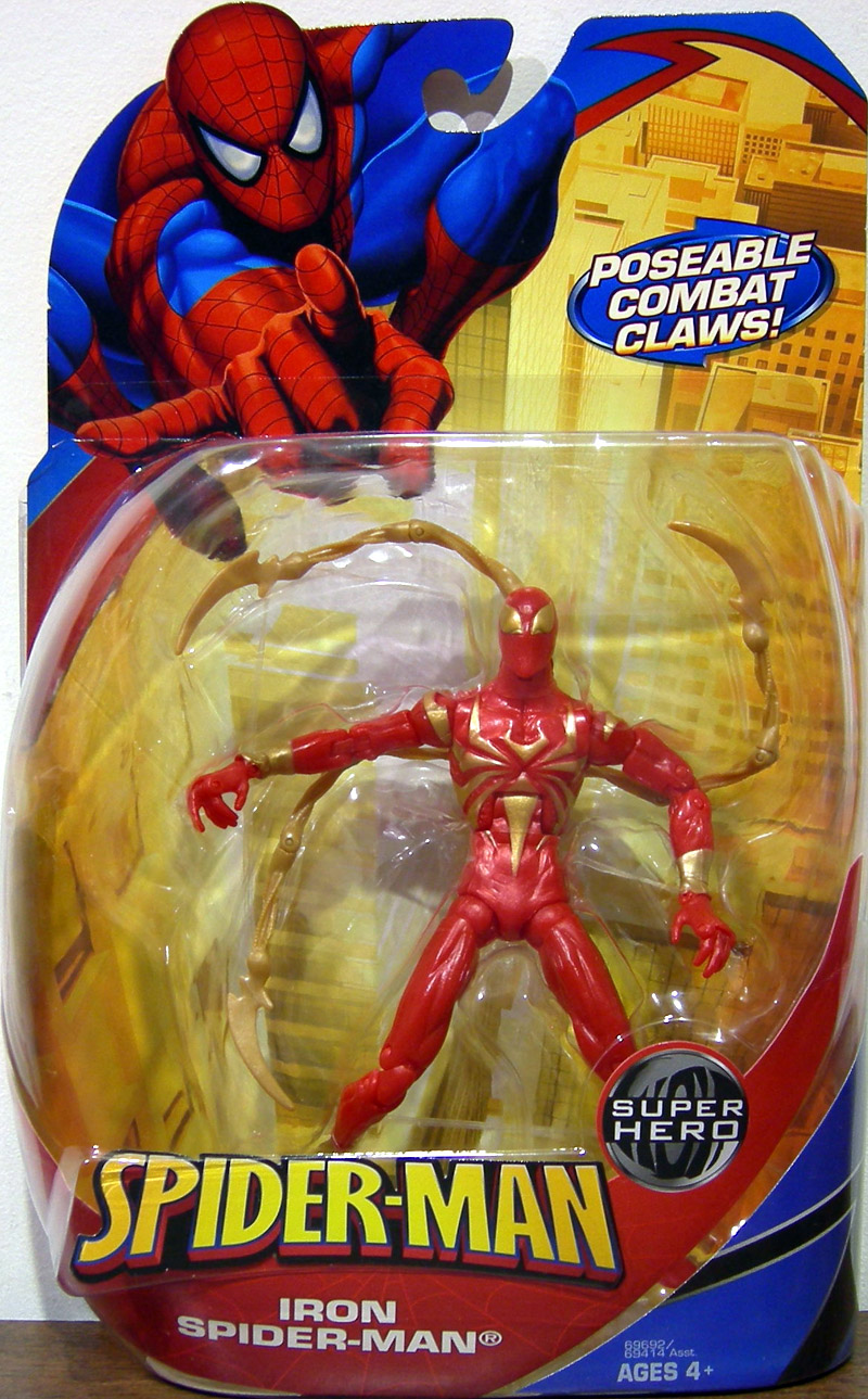 Iron Spider-Man (2008, solid)