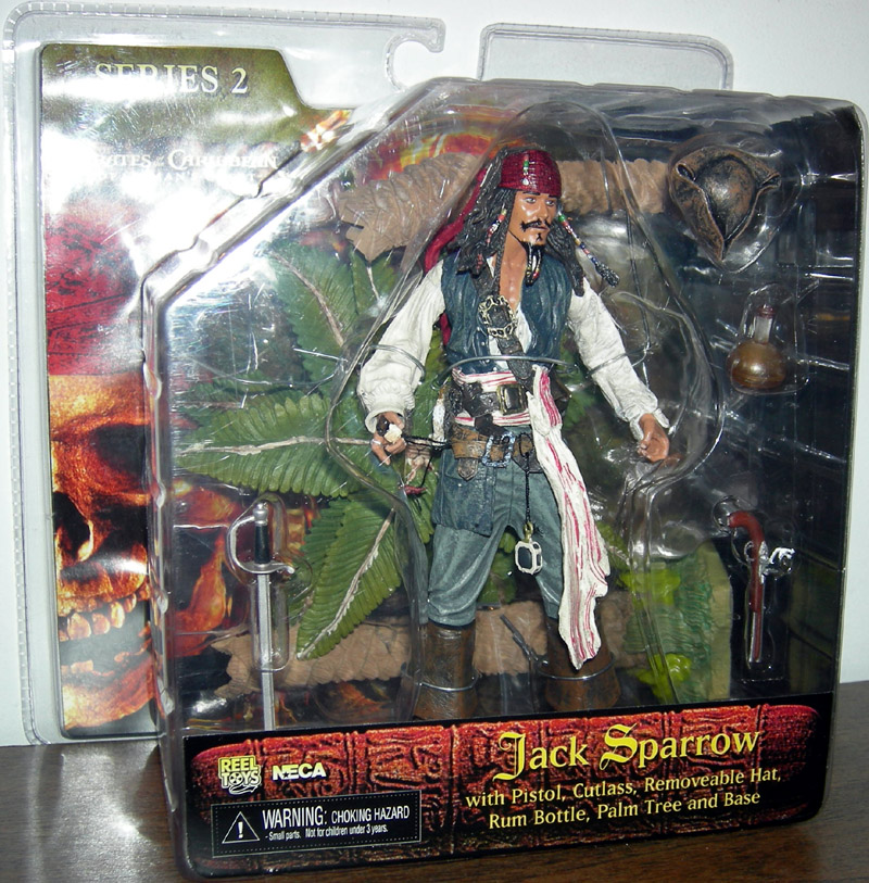 Jack Sparrow (Dead Man's Chest, series 2)
