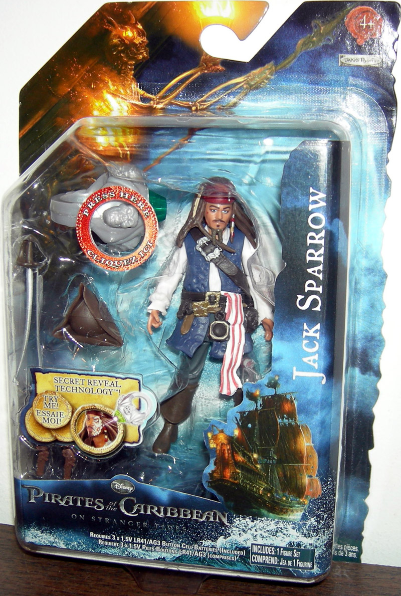 Jack Sparrow (On Stranger Tides, 3.75