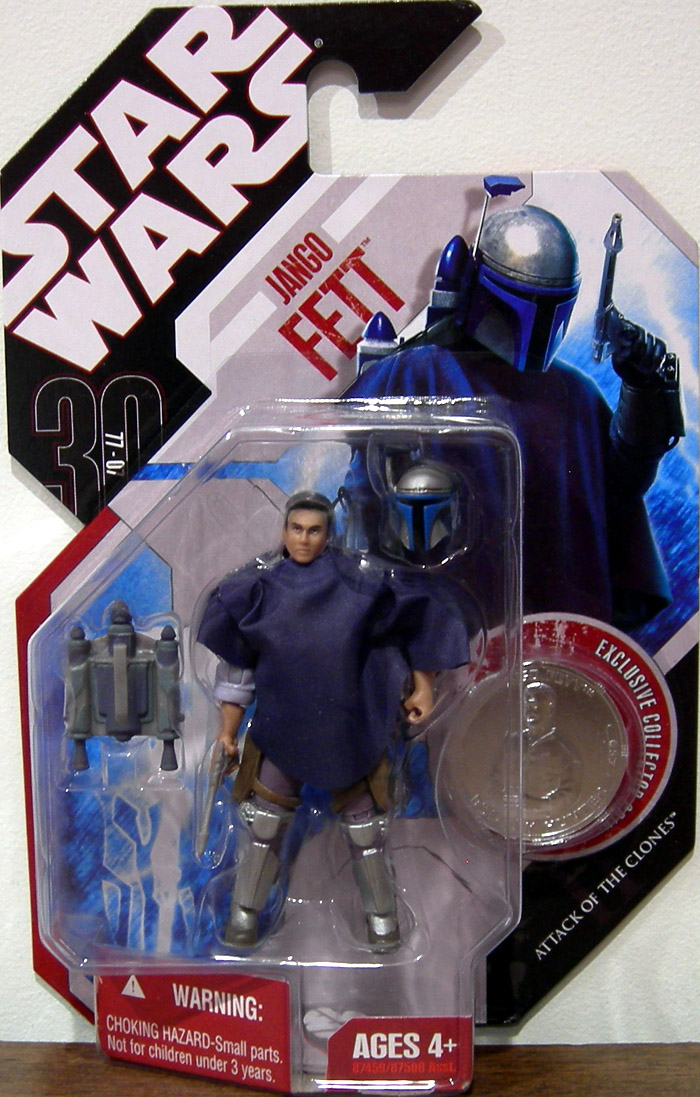 Jango Fett (30th Anniversary, No. 57)
