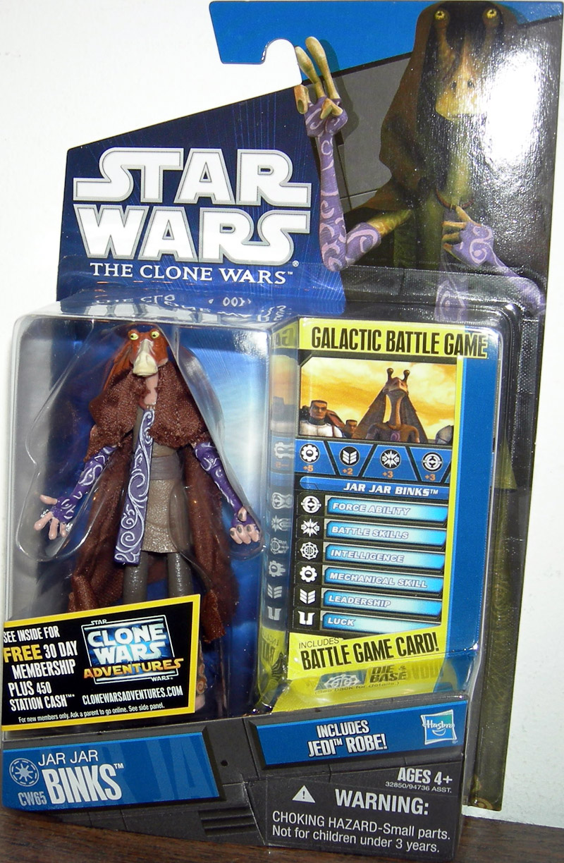 Jar Jar Binks (CW65)